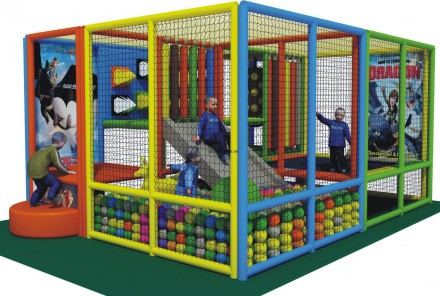 Detské ihrisko 2031A