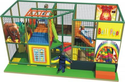 Detské ihrisko 2099A