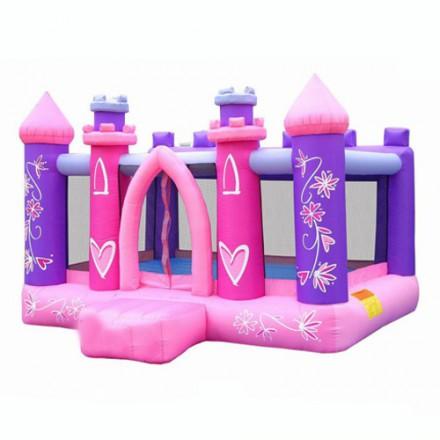 Nafukovací hrad Ružový