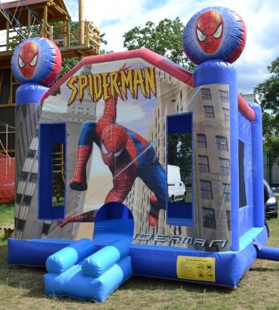 Skákací hrad Spiderman